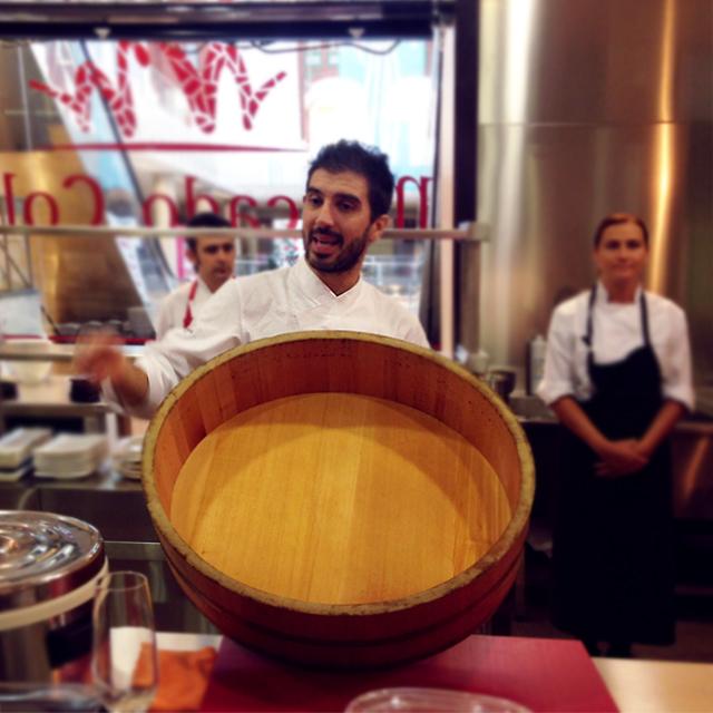 Curso de sushi valencia - Curso cocina valencia ...