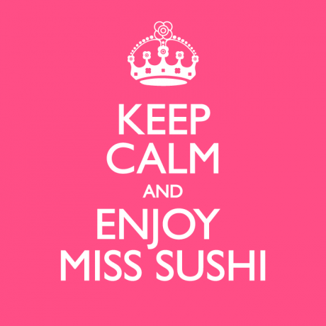 Miss Sushi Cortes