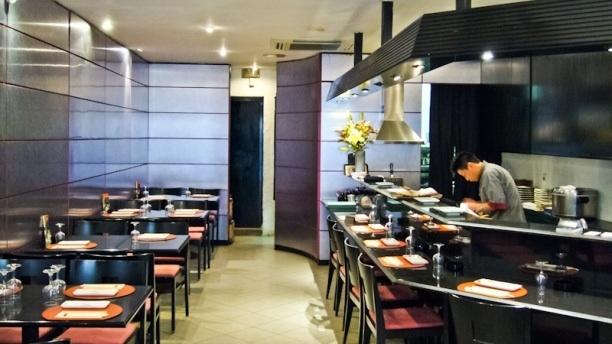 Bun sichi restaurante japon s - Restaurante tokyo barcelona ...
