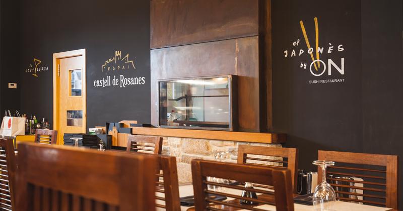 El japon s by on restaurante japon s for Cursos de cocina en granollers