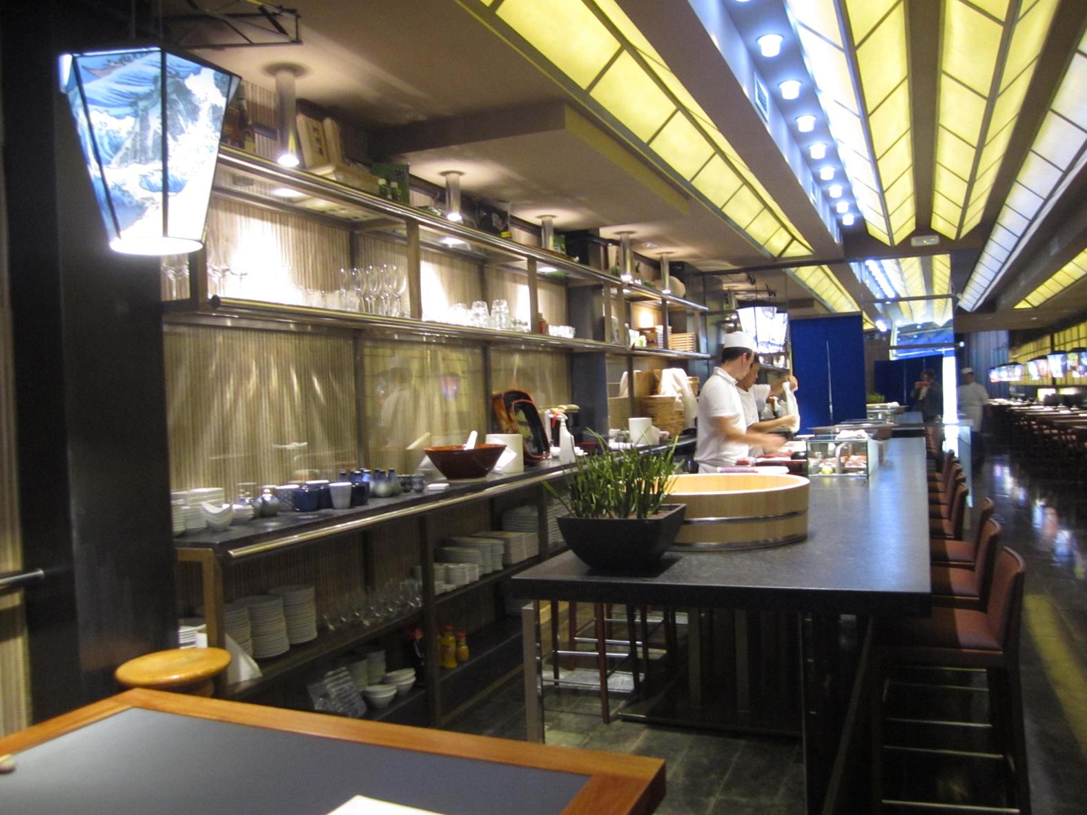 Iki barcelona restaurante japon s - Restaurante tokyo barcelona ...