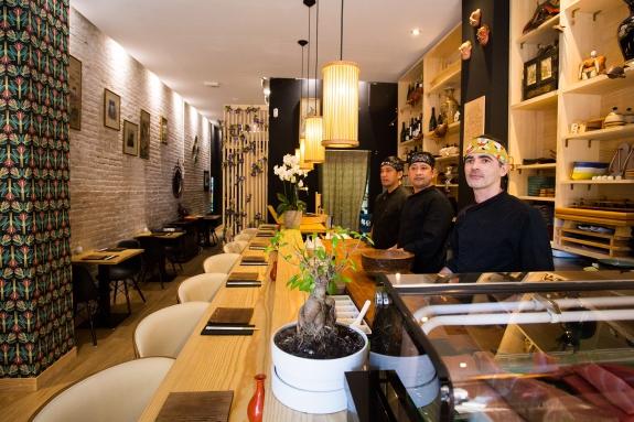 Nakashita 2 restaurante japon s - Restaurante tokyo barcelona ...
