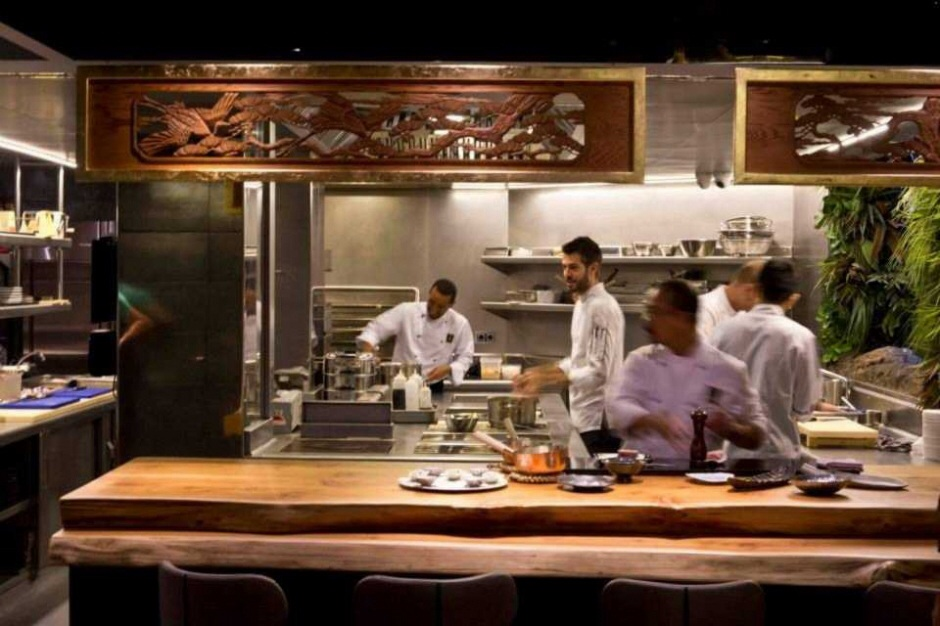 Yubari restaurante japon s - Restaurante tokyo barcelona ...