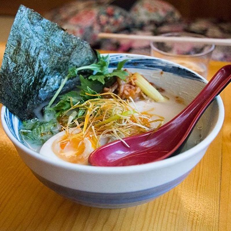 Tatami ramen london restaurante japon s - Cyberdog london reino unido ...