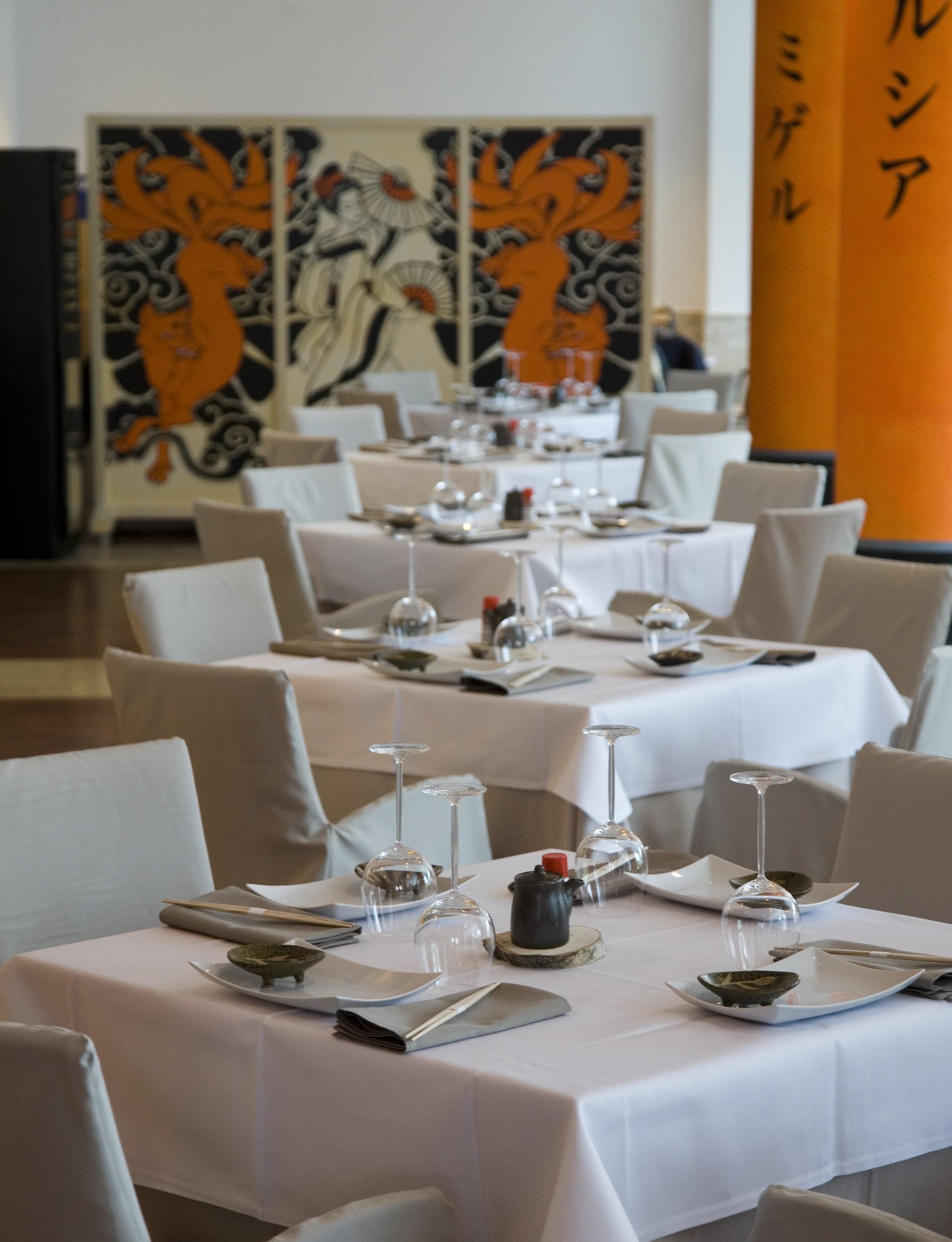 Kitsume restaurante japon s for Restaurante japones alicante