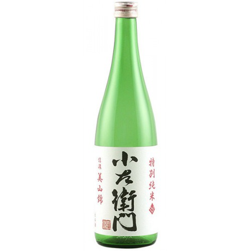 Kozaemon Tokubetsu Junmai
