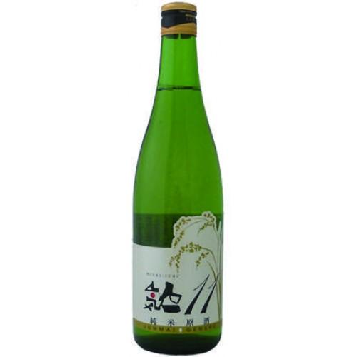 Ninki-Ichi 11 Junmai Genshu