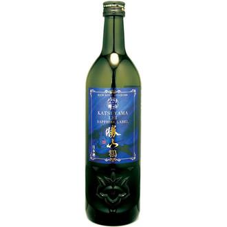 Katsuyama Lei Sapphire Label