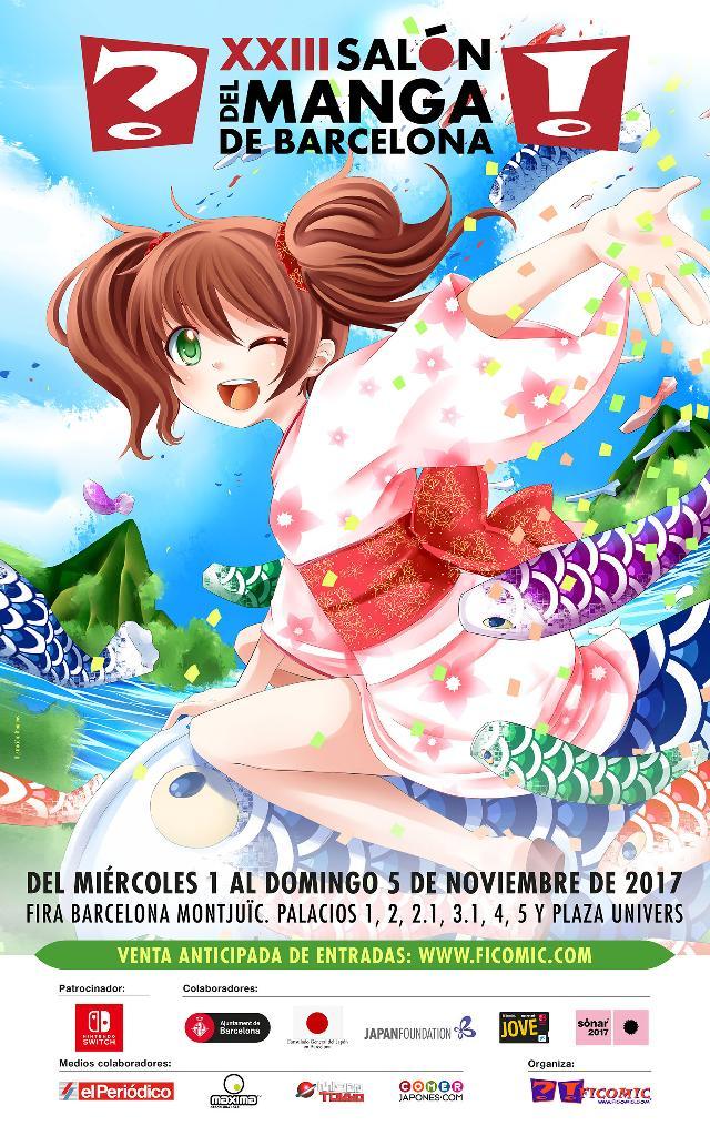 El arroz protagonista de los talleres de gastronomía japonesa del XXIII Salón del Manga de Barcelona