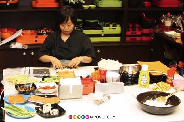 Cursos De Cocina En Murcia Gratis | Comerjapones Com Cursos De Cocina Japonesa En Zaragoza Plazas
