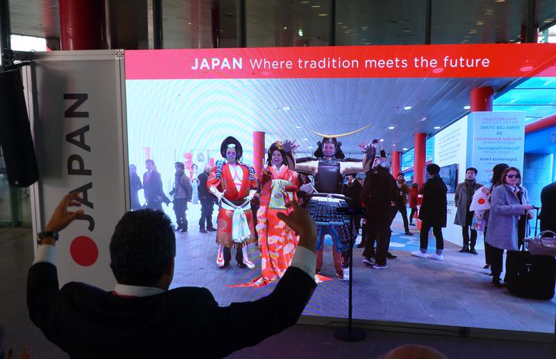 Disfrázate de samurái, geisha y kabuki con realidad virtual en FITUR