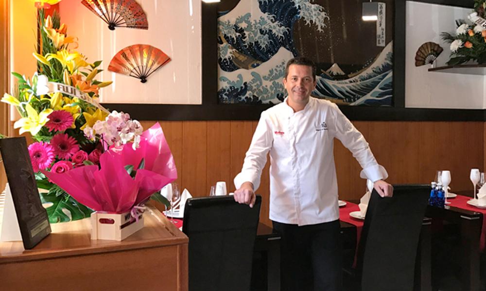 50 aniversario del primer restaurante japonés de España