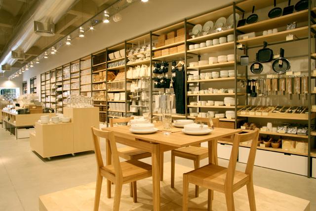 nueva tienda de muji en valencia. Black Bedroom Furniture Sets. Home Design Ideas