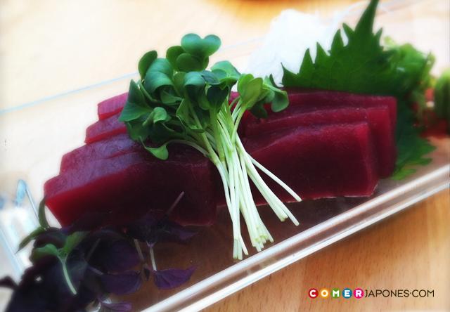 sashimi-atun