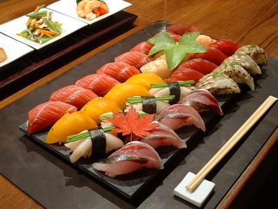 10 trucos para d rselas de experto en sushi for Tipos de manga japones
