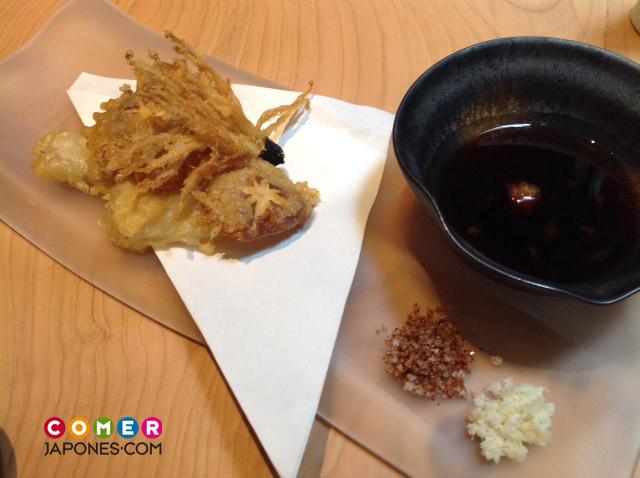 tempura-setas