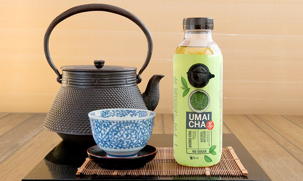 Llega Umaicha, el té japonés listo para tomar